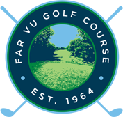 Far Vu Golf Course – Oshkosh, WI Retina Logo