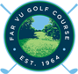 Far Vu Golf Course – Oshkosh, WI Sticky Logo